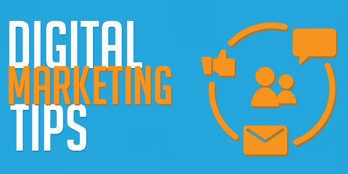 Digital Marketing Tips To Increase Your Business Growth Online